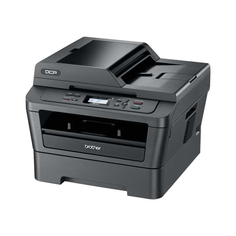 brother printer dcp 7065dn manual