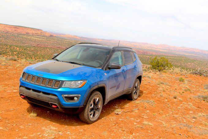 2017 jeep compass trailhawk owners manual