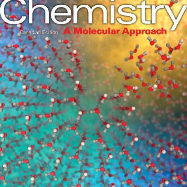 chemistry a molecular approach canadian edition solutions manual pdf
