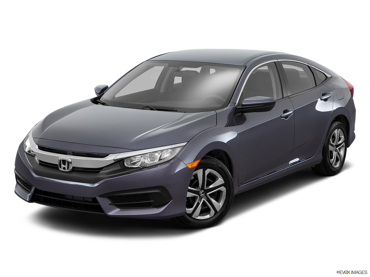2017 honda civic lx sedan manual