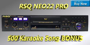 rsq neo 22 karaoke player manual