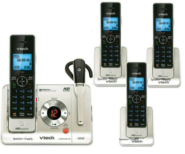 vtech cordless answering system manual