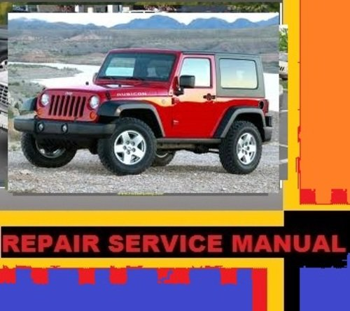 jeep wrangler service manual free download