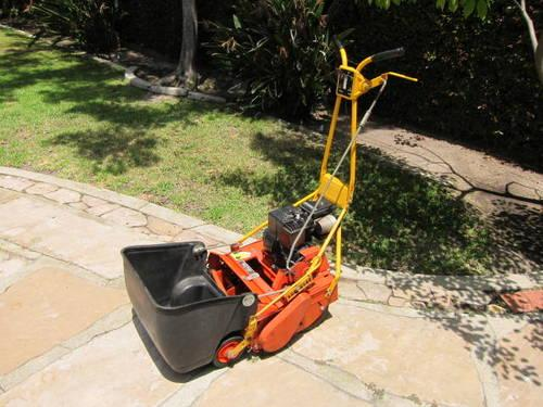 lee valley reel mower manual
