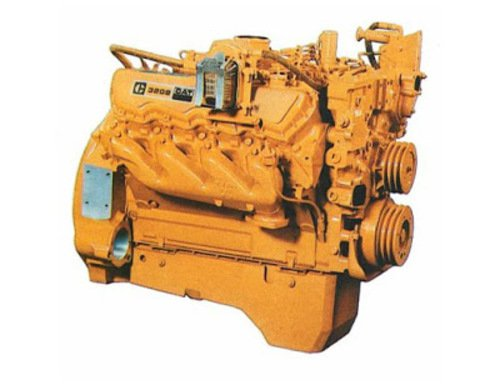 caterpillar 3116 marine engine service manual
