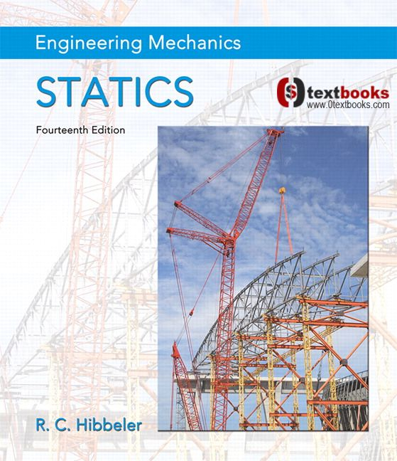 hibbeler statics 13th edition solutions manual pdf