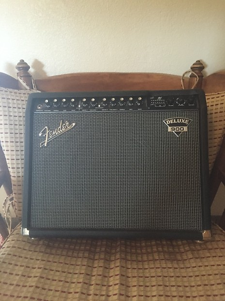 fender deluxe 90 dsp manual