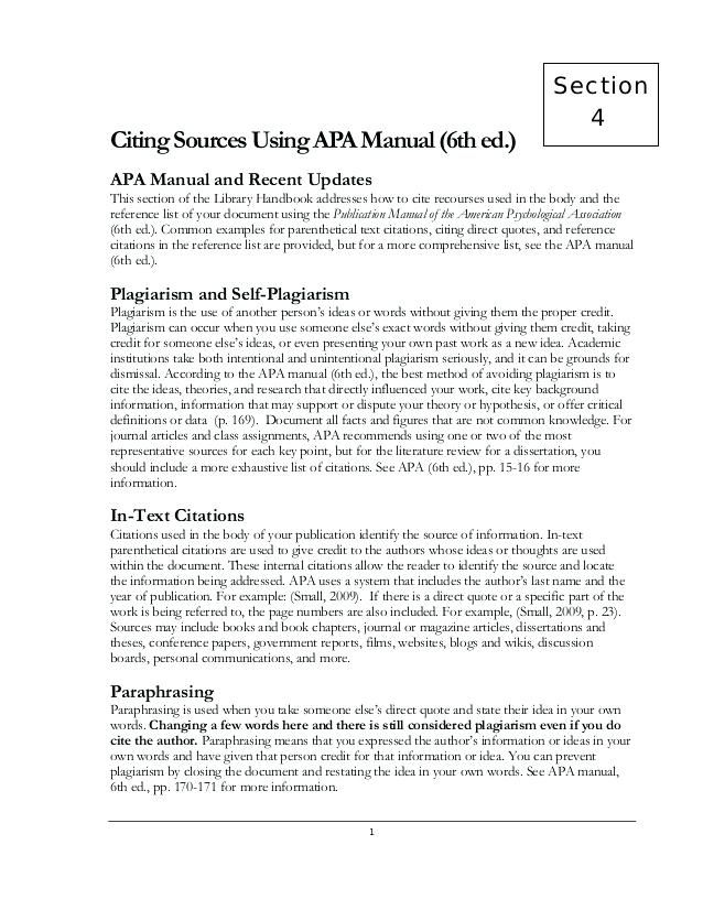 how to cite a lab manual apa
