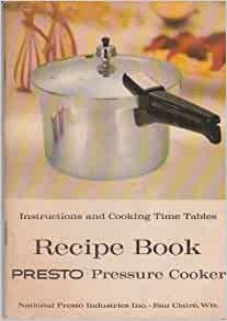 national pressure cooker no 7 manual