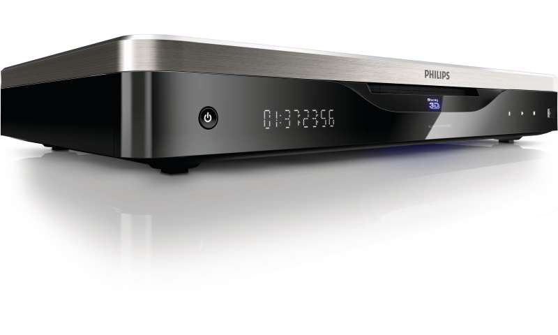philips 3d blu ray player manual