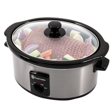russell hobbs slow cooker manual