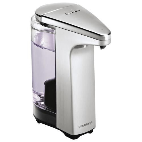 simplehuman rechargeable soap dispenser manual pdf