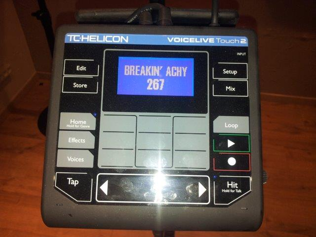 tc helicon voicelive 2 manual