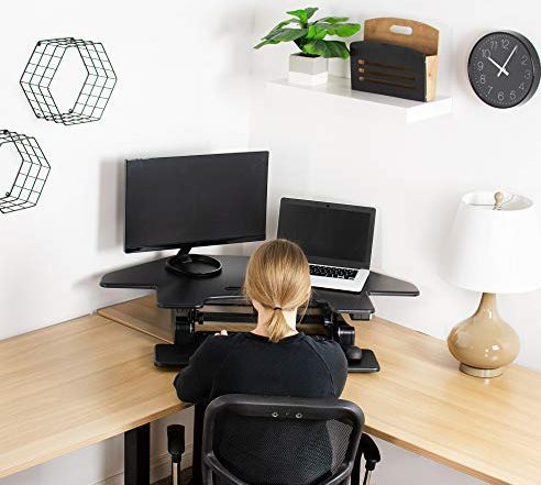vivo electric stand up desk manual